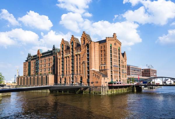 Международный морской музей Гамбурга Хафенсити – самый молодой район Гамбурга с удивительной архитектурой