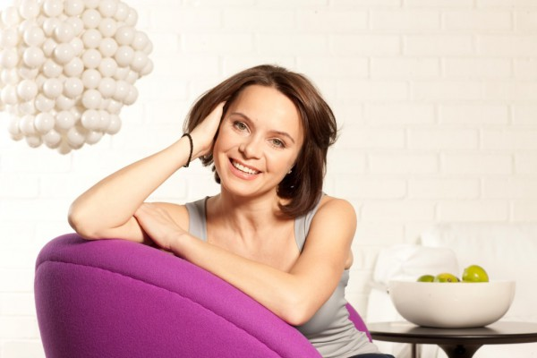 Счастливая мама Лилия Подкопаева
