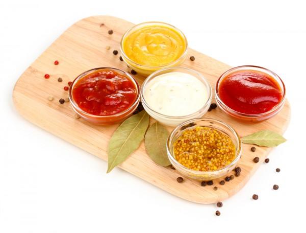 Соусы способны преобразить вкус любой еды