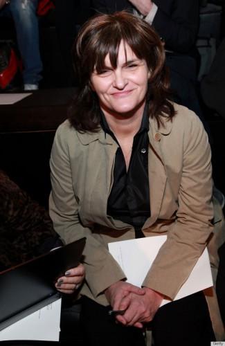 Модный критик The New York Times Кэти Хорин
