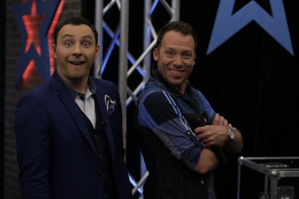 Дмитрий Танкович (слева) и Константин Томильченко (справа)