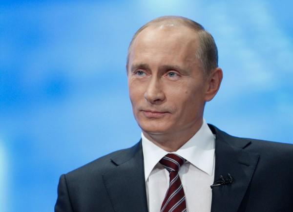 Владимир Путин празднует день рождения