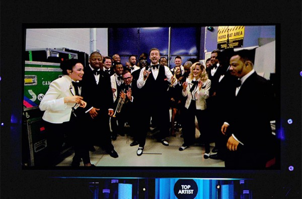 Джастин Тимбелейк не пришел на Billboard Music Awards 2014