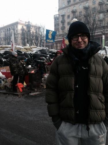 Андрей Малахов не уточнил, как долго планирует пробыть на баррикадах в Киеве