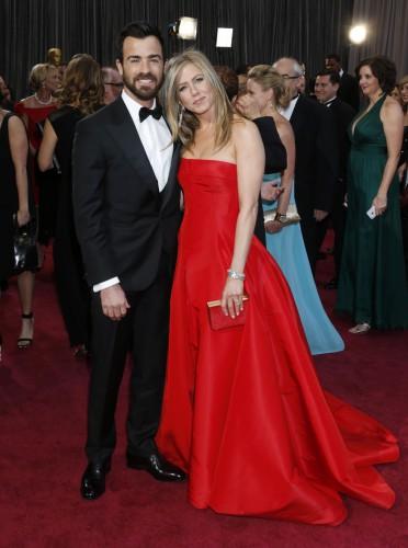 Дженнифер Энистон и Джастин Теру сыграли очень секретную свадьбу, утверждает таблоид ОК