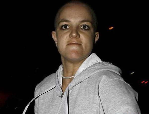 Бритни Спирс в гневе