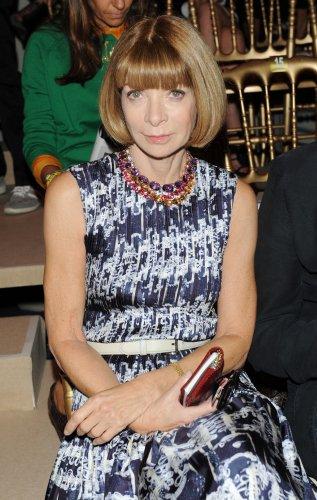 Анна Винтур, главный редактор американского журнала Vogue