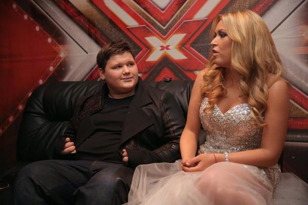 Александр Порядинский, победитель шоу Х-фактор 4