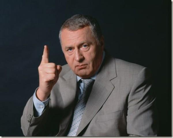 Жириновский оскорбил Примадонну в эфире