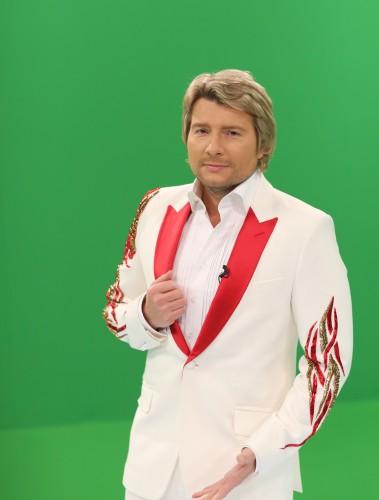 Российский певец Николай Басков