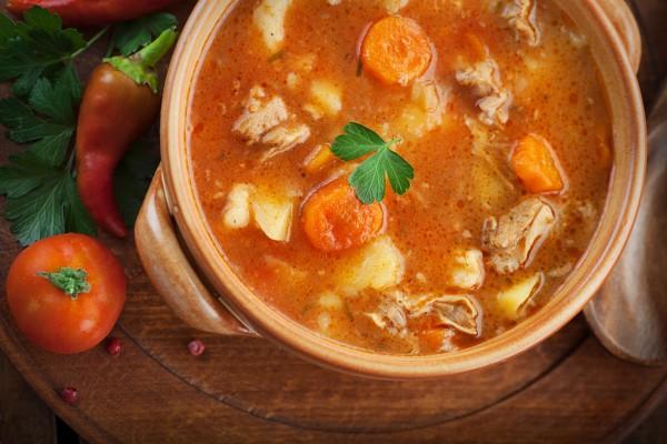 Суп Менудо: рецепт с фото