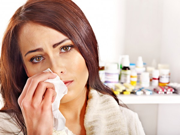 Как вылечить насморк без лекарств?