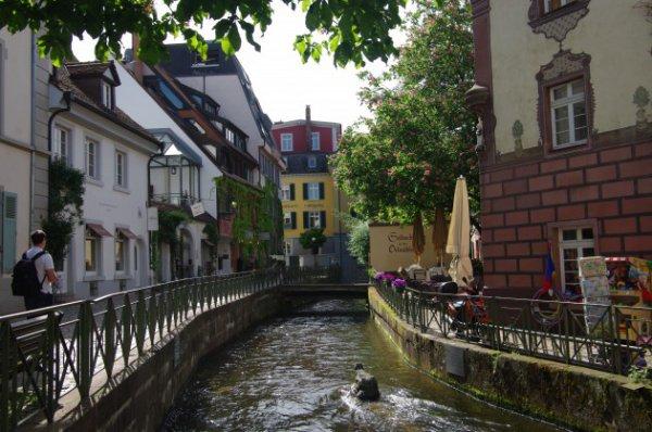 Фрайбург – чудесный город