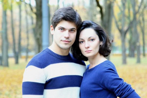 Алексей Яровенко и Ольга Карпова