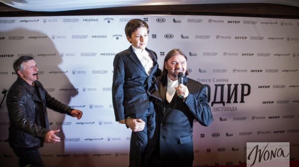 Олесь Санин и Антон Святослав Грин