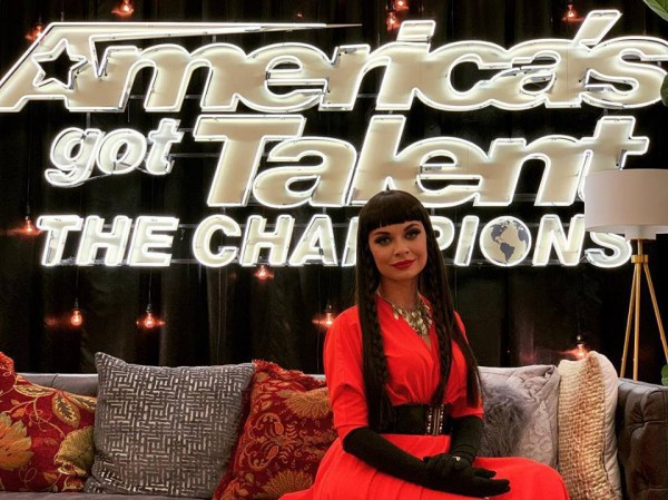 Ксения Симонова стала участницей America's Got Talent: The Champions