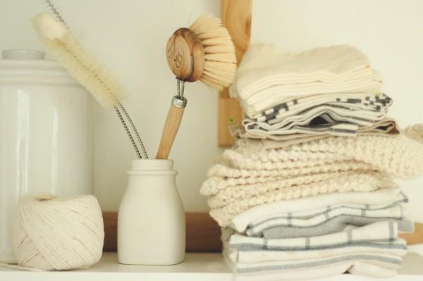 Используем самодельное чистящее средство