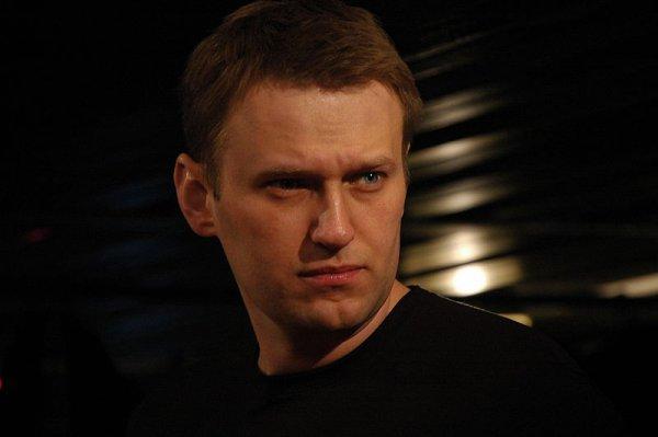 В квартире Алексея Навального орудует полиция