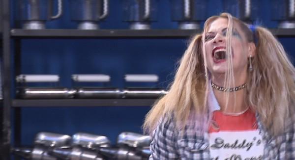 МастерШеф 6 сезон 26 выпуск: Татьяна Литвинова в образе Харли Квин