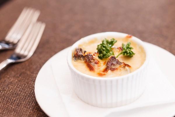 Рецепт                  Запеченные куриные крылышки в сметанном соусе