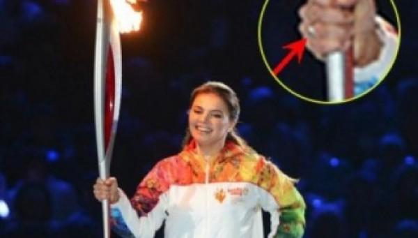 Фото Алины Кабаевой с обручальным кольцом попали в Сеть
