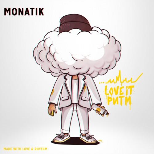 Третий сольный альбом MONATIK