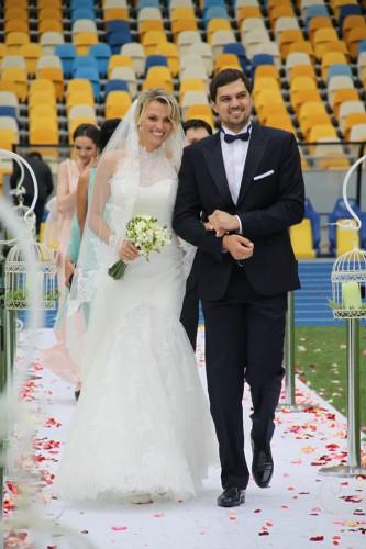 Константин Евтушенко и Наталья Добрынская