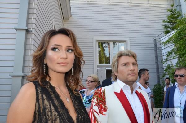Басков испортил платье своей возлюбленной