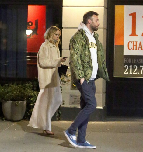 Дженнифер и Кук в Нью-Йорке