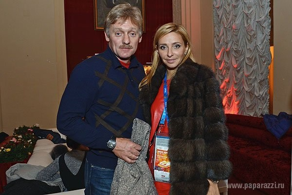 В прессе давно ходят слухи об отношениях Навки и Пескова