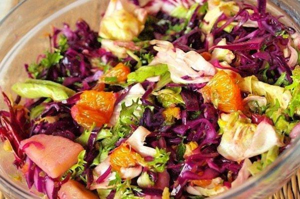 полезный для здоровья салат рецепты