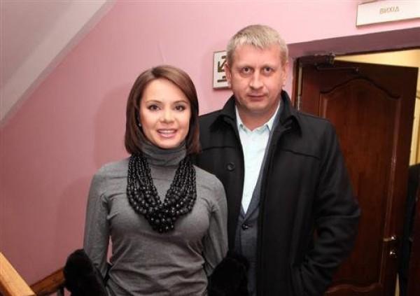 Лилия Подкопаева уже два года замужем за Виктором Костырко
