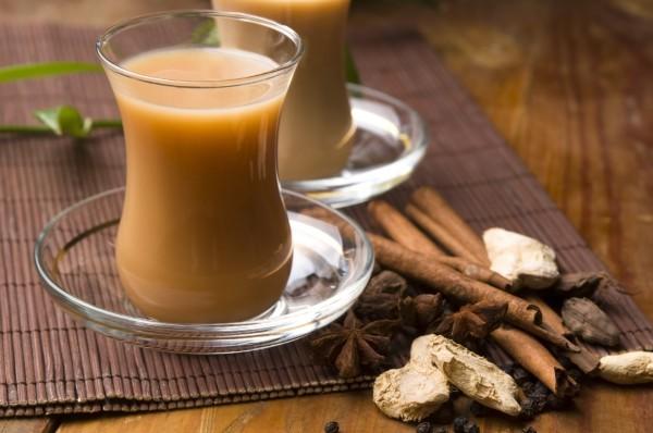 Рецепт                  Масала-чай с молоком и специями