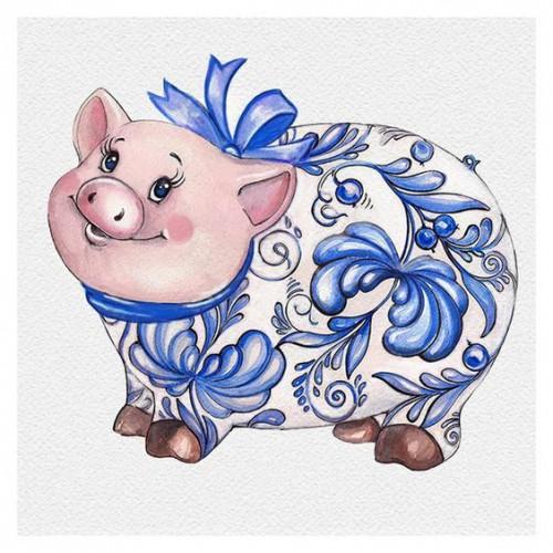 Год Желтой (Земляной) Свиньи