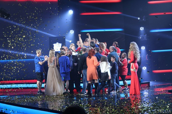 Финал Зважені та щасливі 6 сезон: победителем стал Аркадий Василишин