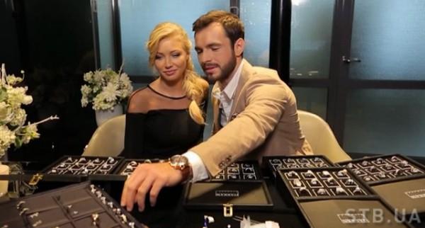 Холостяк 5 сезон: Сергей пригласил Марину на ювелирную фабрику