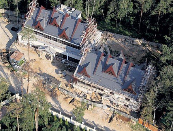 Грандиозное строительство