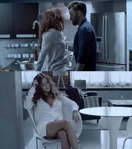 Джастина Тимберлейка ударили сковородой по голове в новом клипе