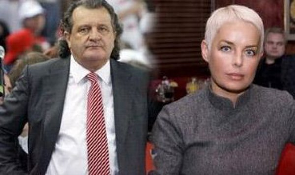 Анастасия и Шабтай фон Калманович