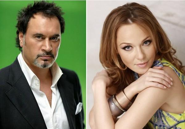 Меладзе и Джанабаева назвали сына Лукой