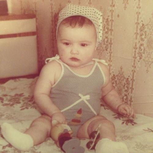 Анастасия Приходько в детстве фото