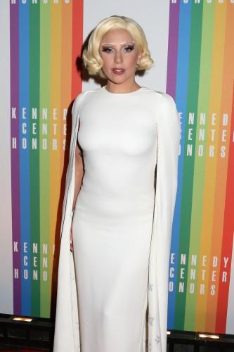 Американская исполнительница Lady GaGa