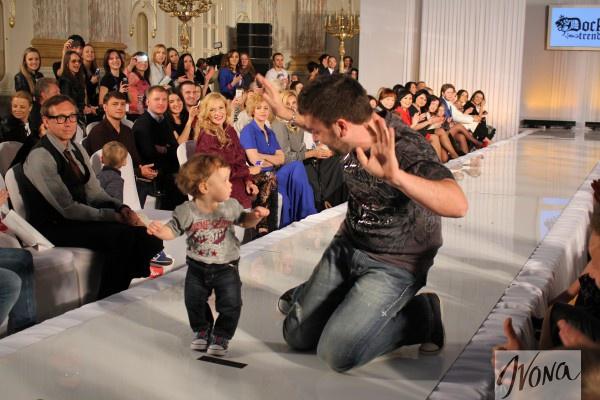 Григорий с сыном Ваней