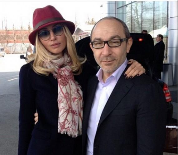 Оксана Гайсинская во всем поддерживает супруга