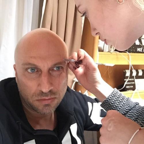 Российский актер Дмитрий Нагиев