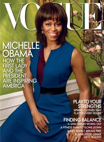 Мишель Обама во второй раз украсила обложку