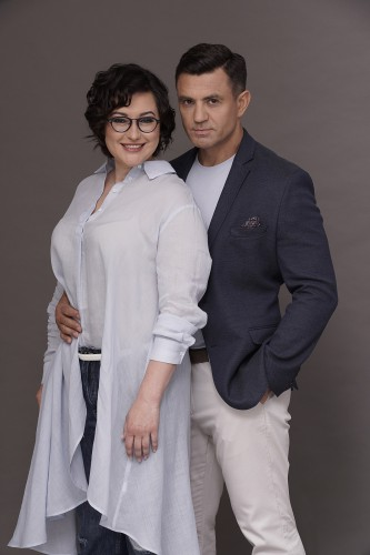 Николай Тищенко и Анна Жижа фото