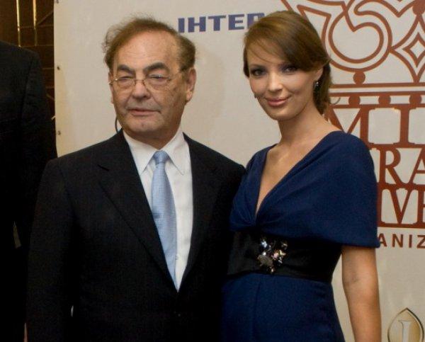 Александра Николаенко подарила своему супругу дочь Малену