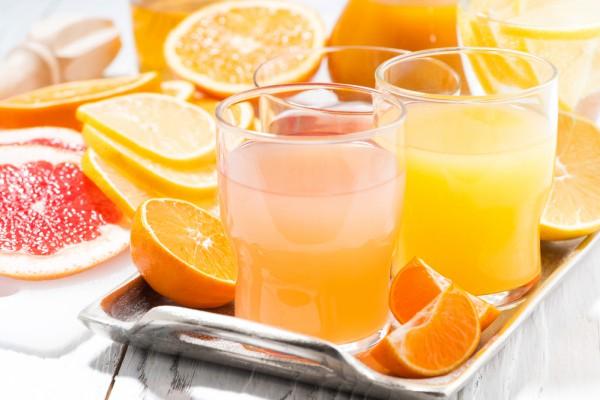 Коктейль с апельсинами и имбирем