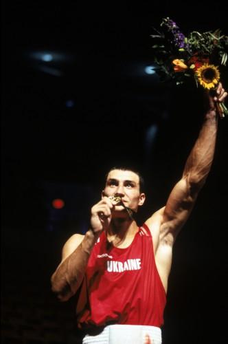 Владимир Кличко на Олимпийских играх 1996 года
